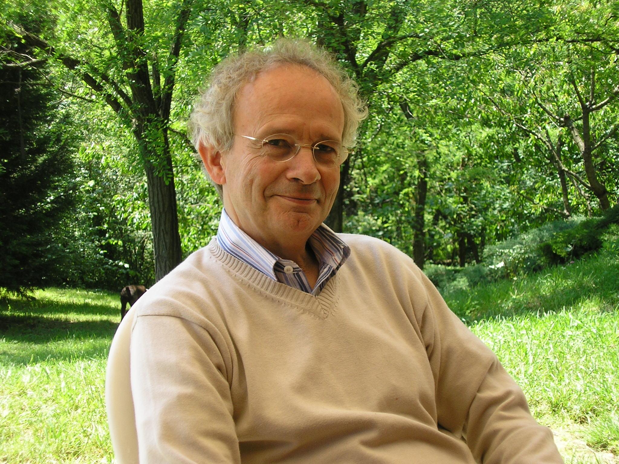Alain Bouvier – Biographie