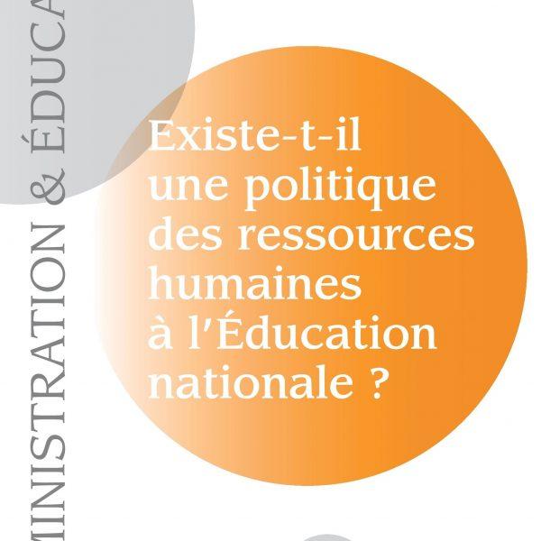 163 Existe-t-il une politique des ressources humaines à l Education nationale -page-001