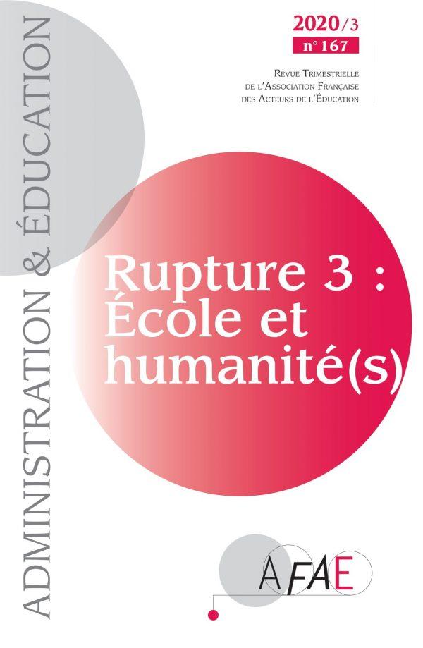 2020/3 - n° 167 - Version PDF